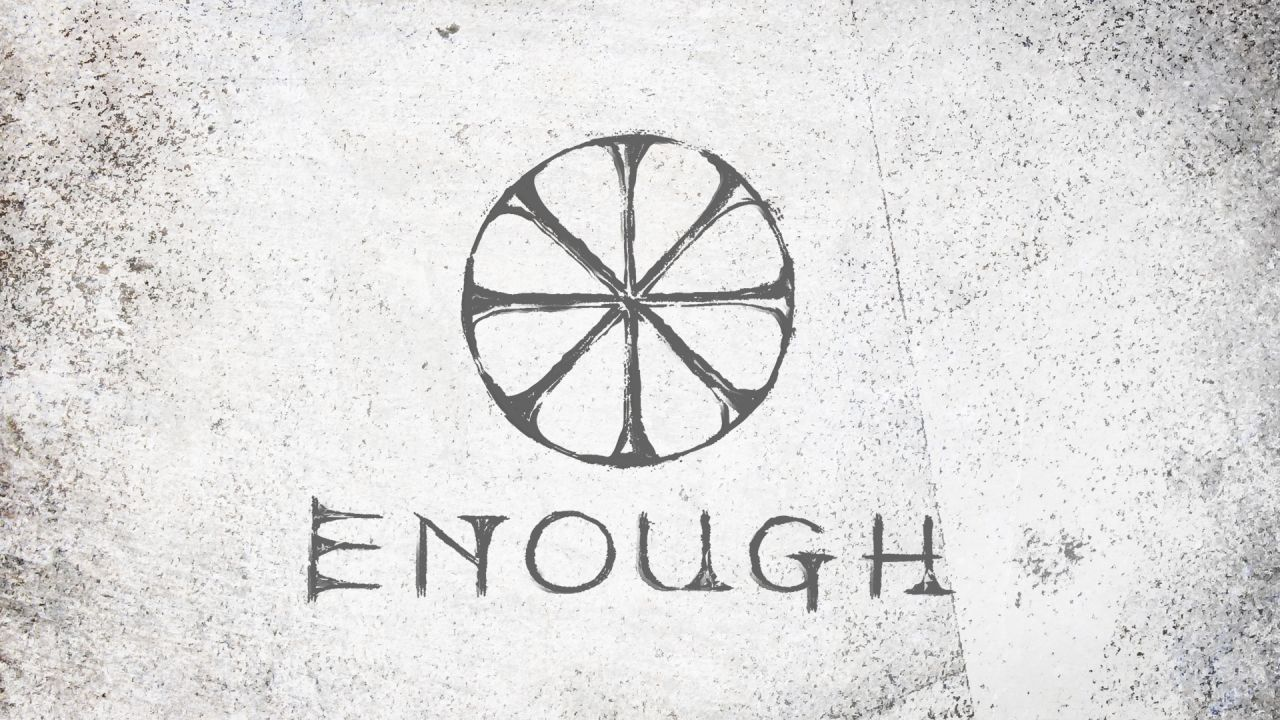 Enough: A Study in Colossians