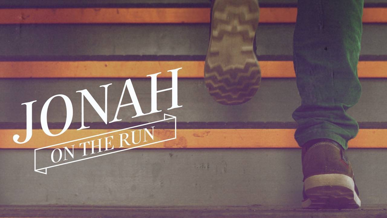 Jonah: On the Run