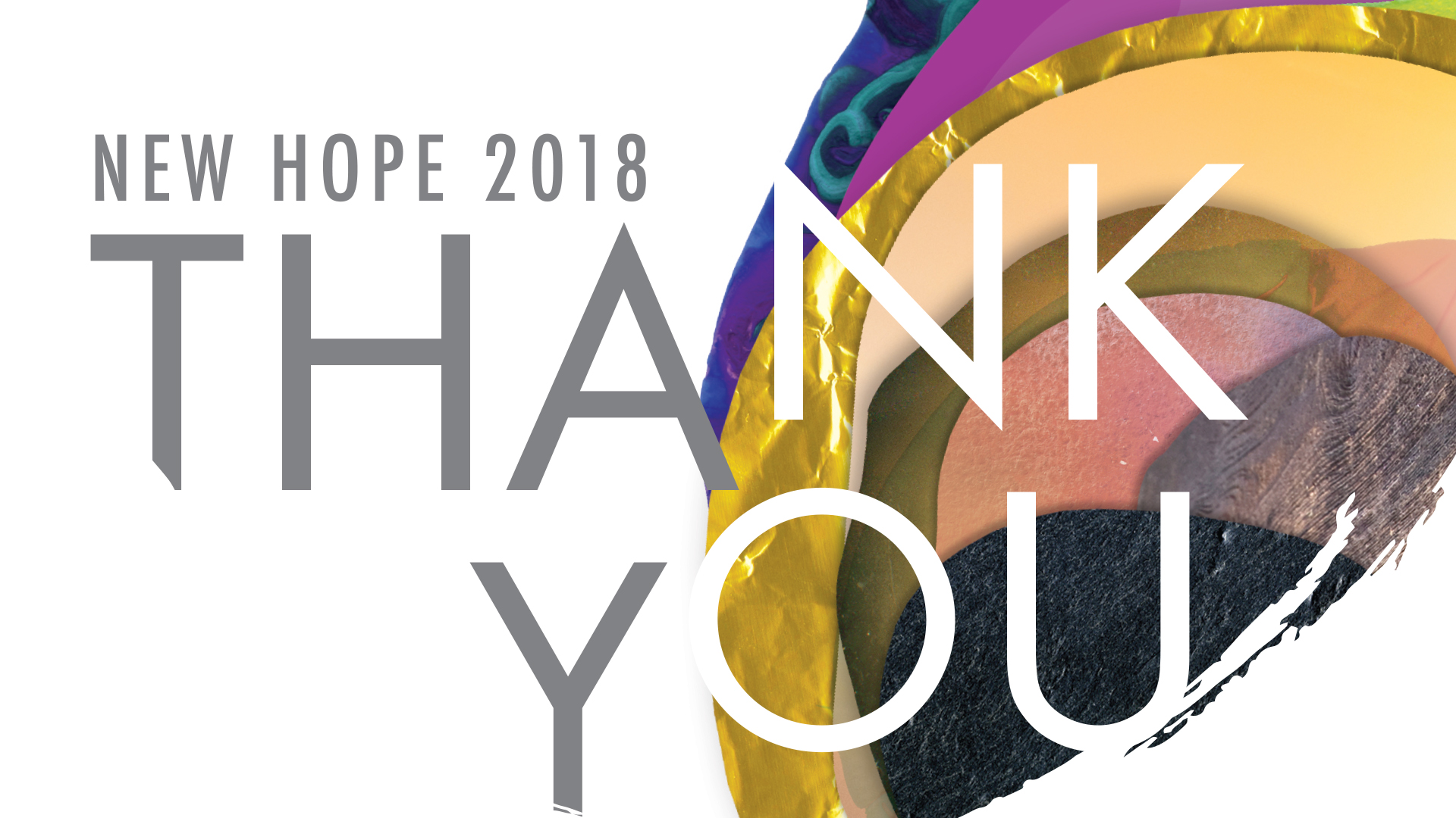 New Hope Annual Report 2018