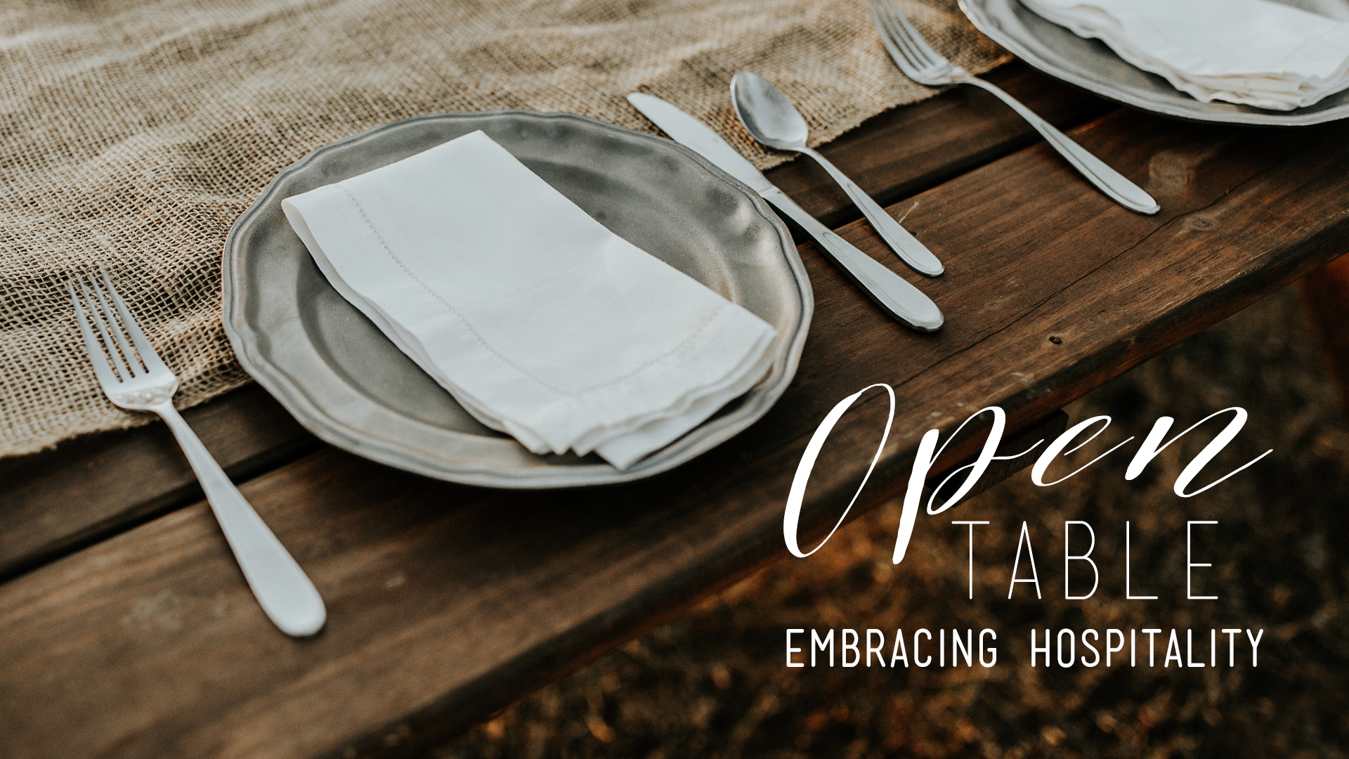 Open Table: Embracing Hospitality