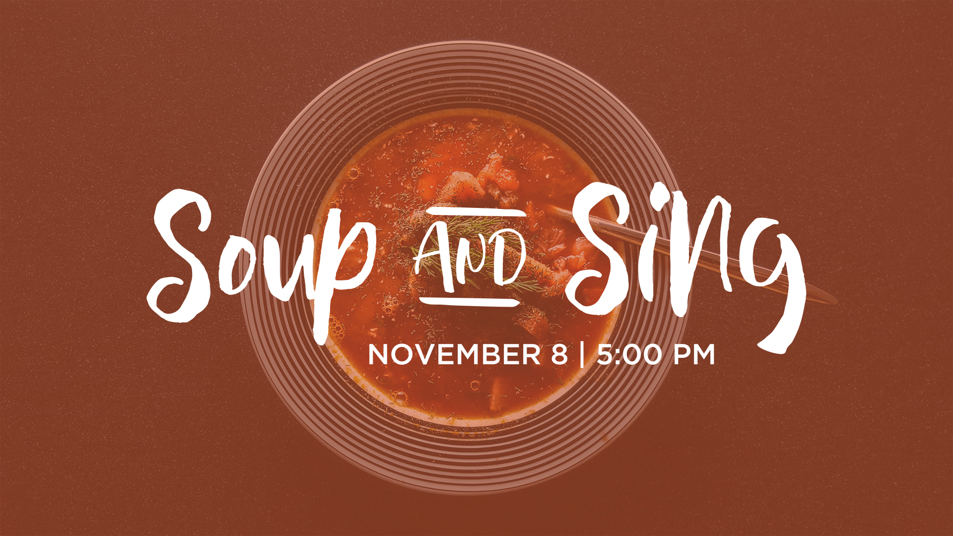 Soup and Sing