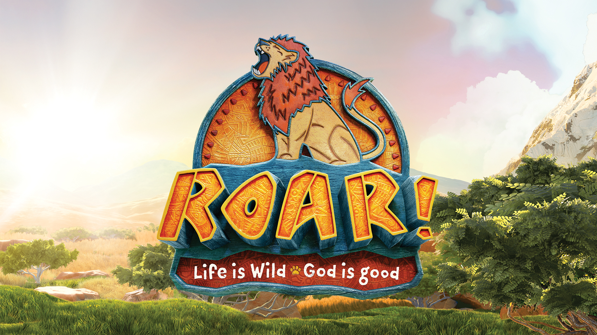 Vacation Bible School: Roar